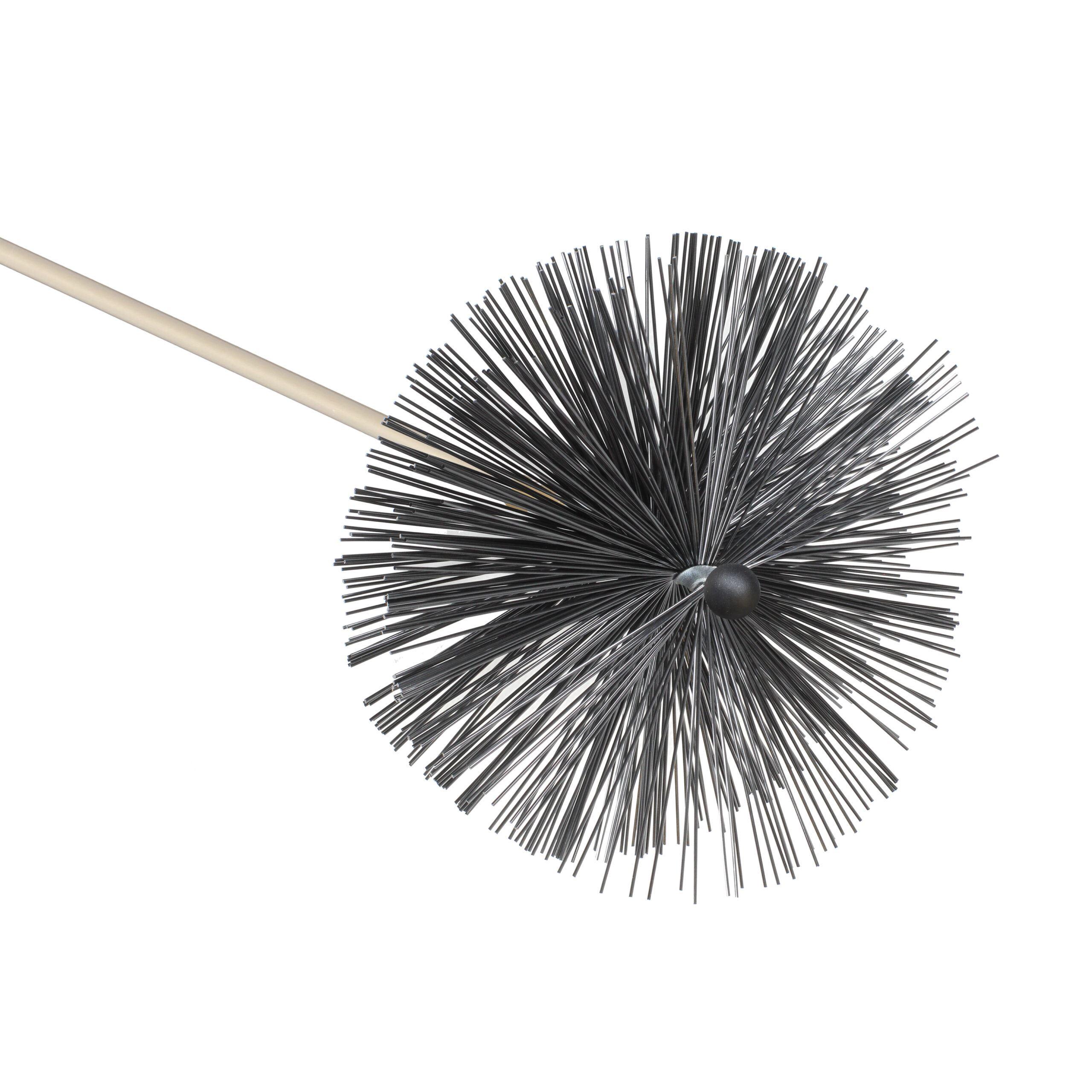 """12"""" Extra Hard Bristle Chimney Brush"""