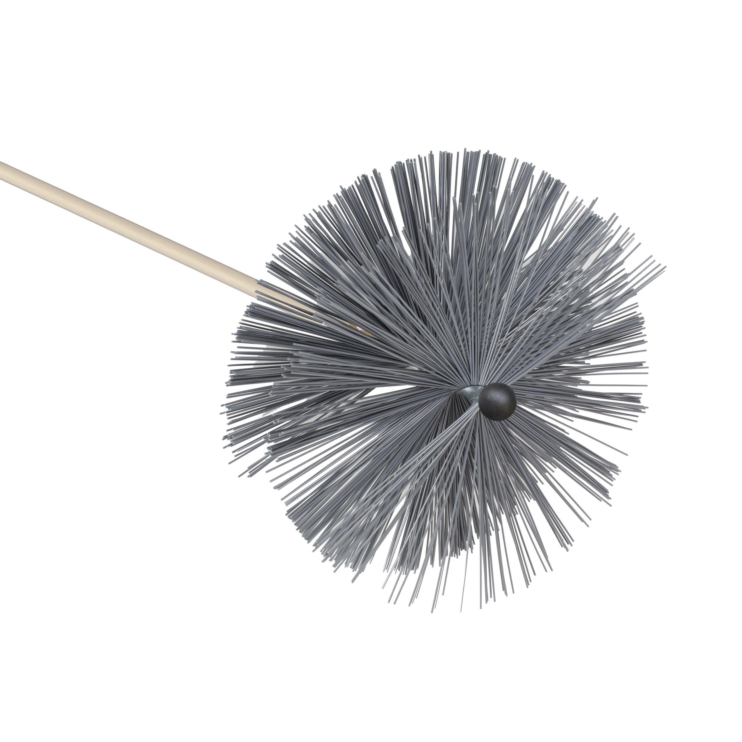 12″ Hard Bristle Chimney Brush