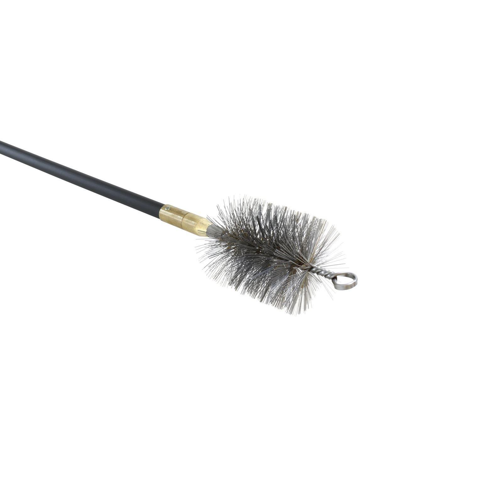 4 inch wire chimney brush