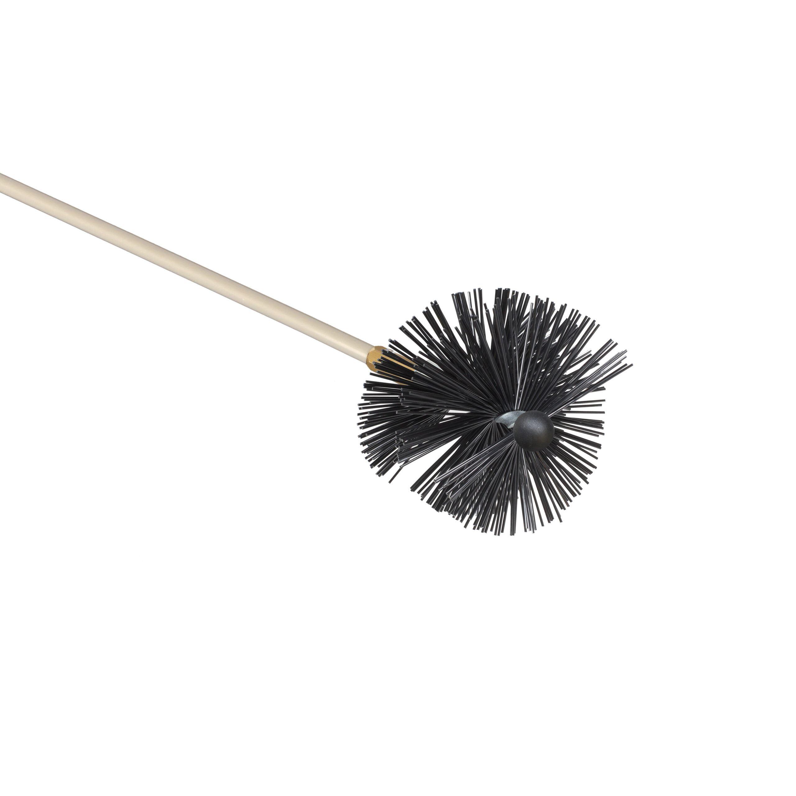 """6"""" Extra Hard Bristle Chimney Brush"""
