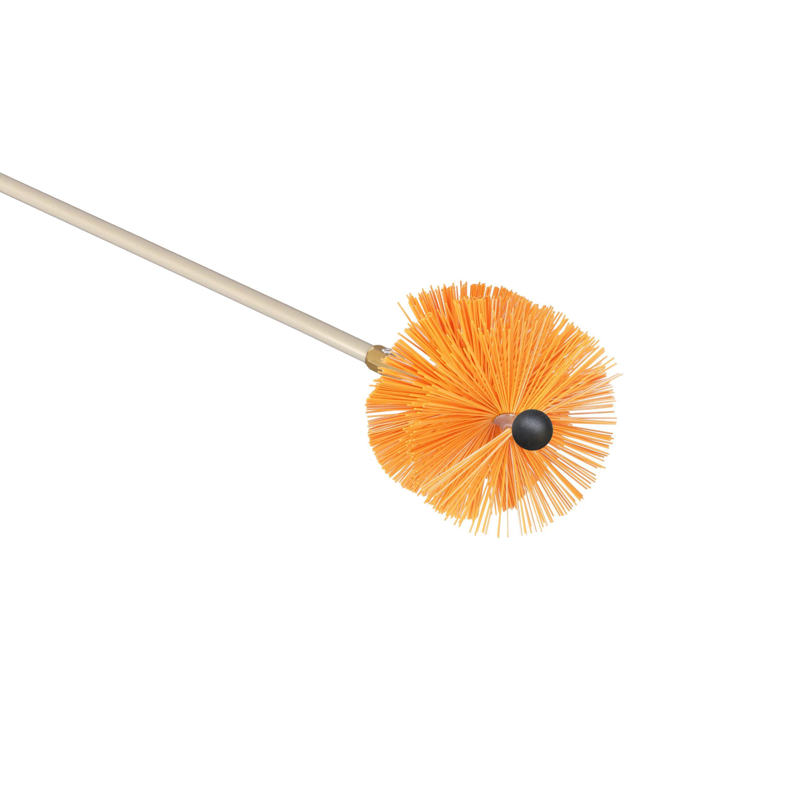 6″ Medium Bristle Chimney Brush