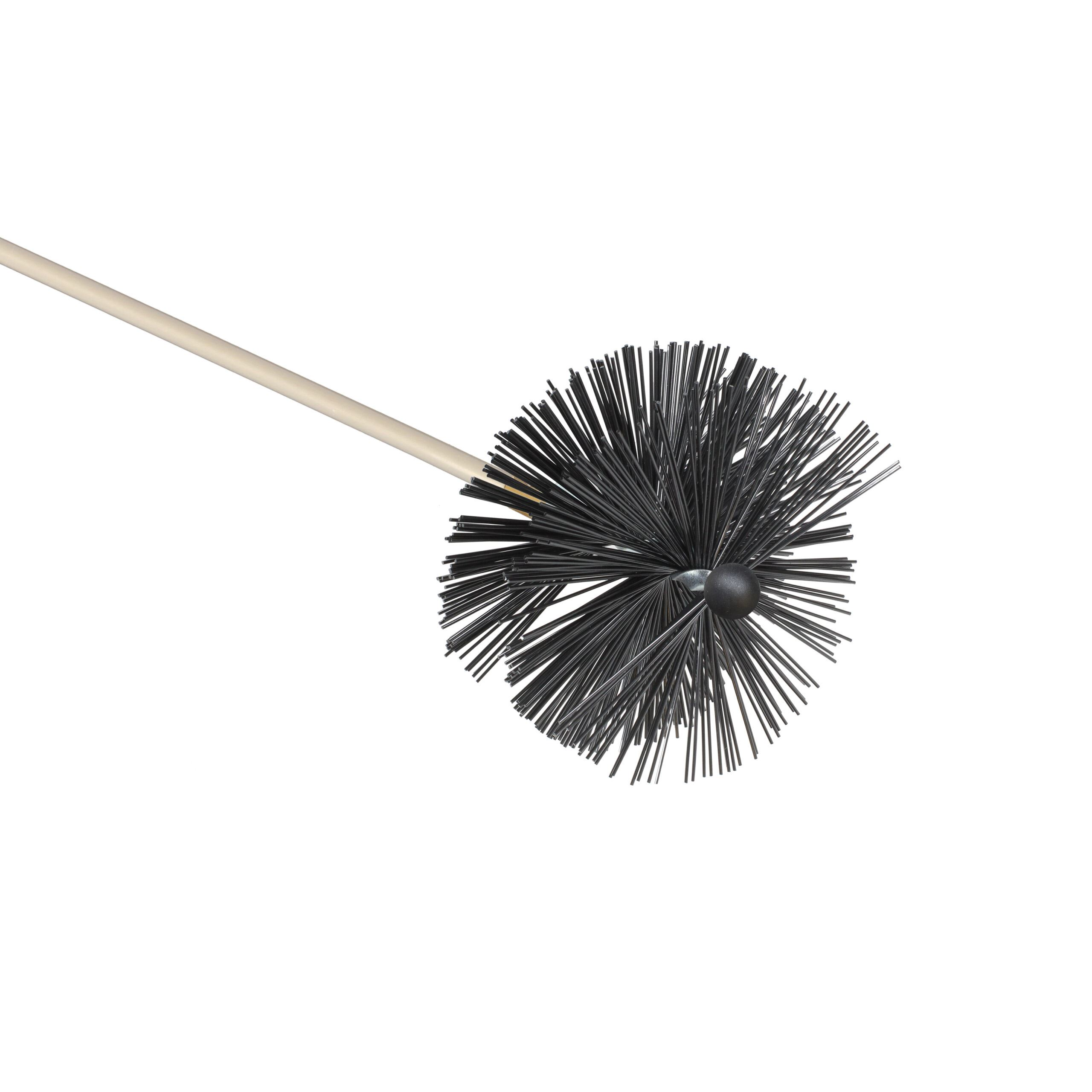 """8"""" Extra Hard Bristle Chimney Brush"""
