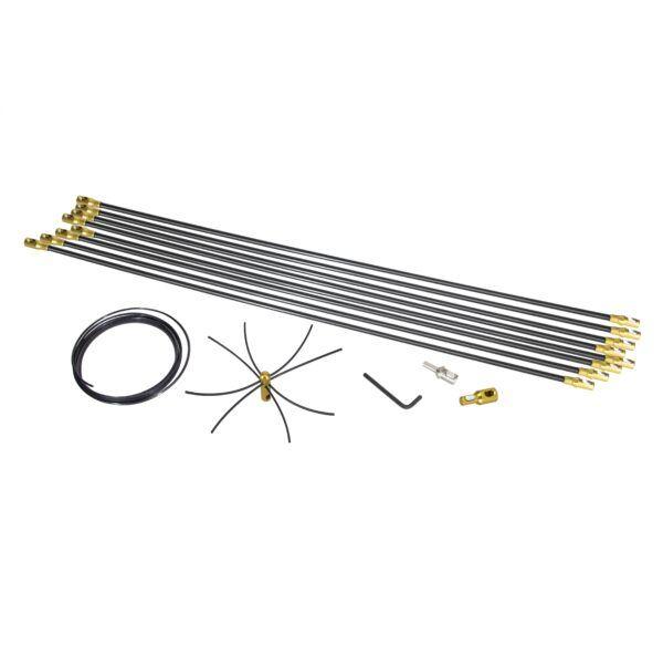 FlueBoss Mini power sweeping kit