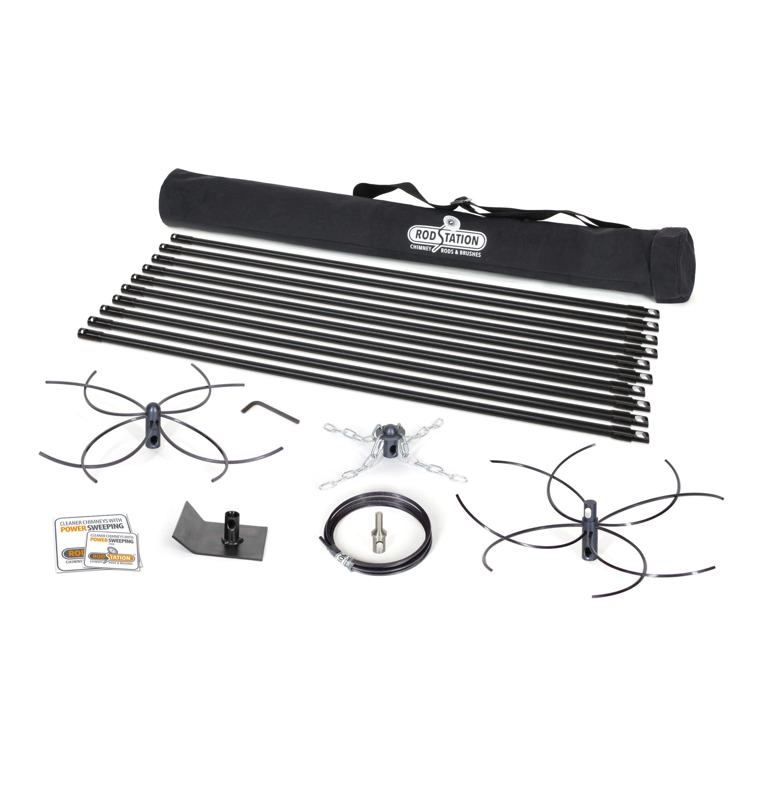 Open Fire Power Sweeping Kit