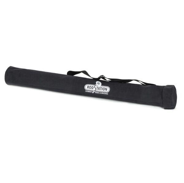 Chimney Rod Bag- Black