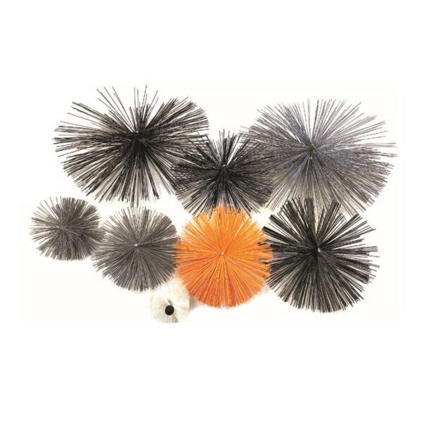 Chimney brush bundle