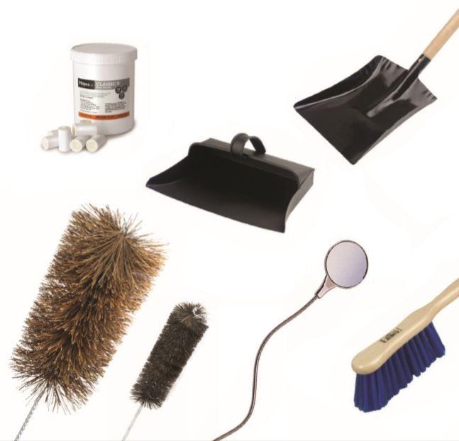 Flue Brush bundle