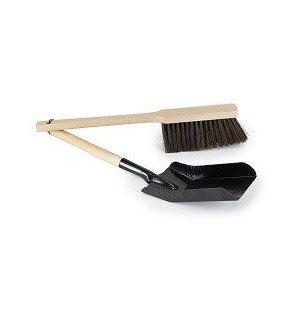 Long Brush & Shovel