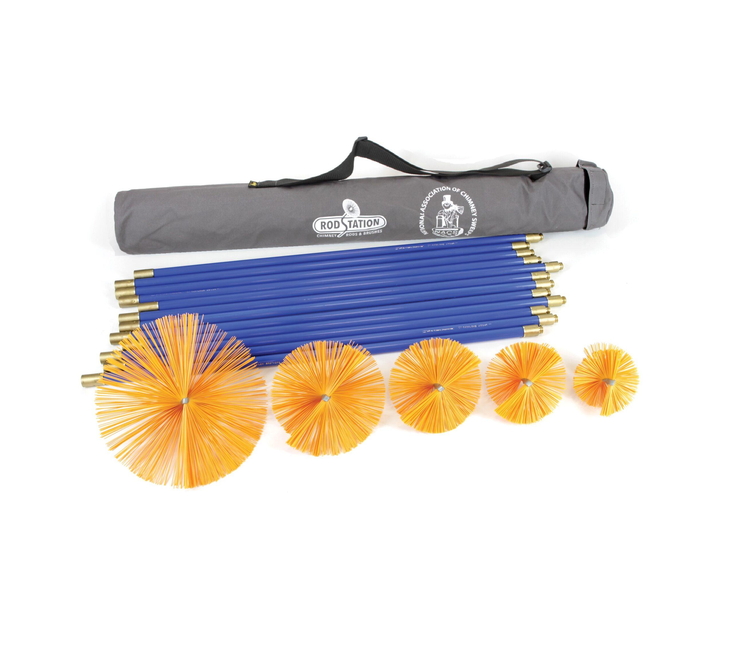 Nacs chimney sweep kit