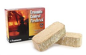Creosote Destroyer Firebrick